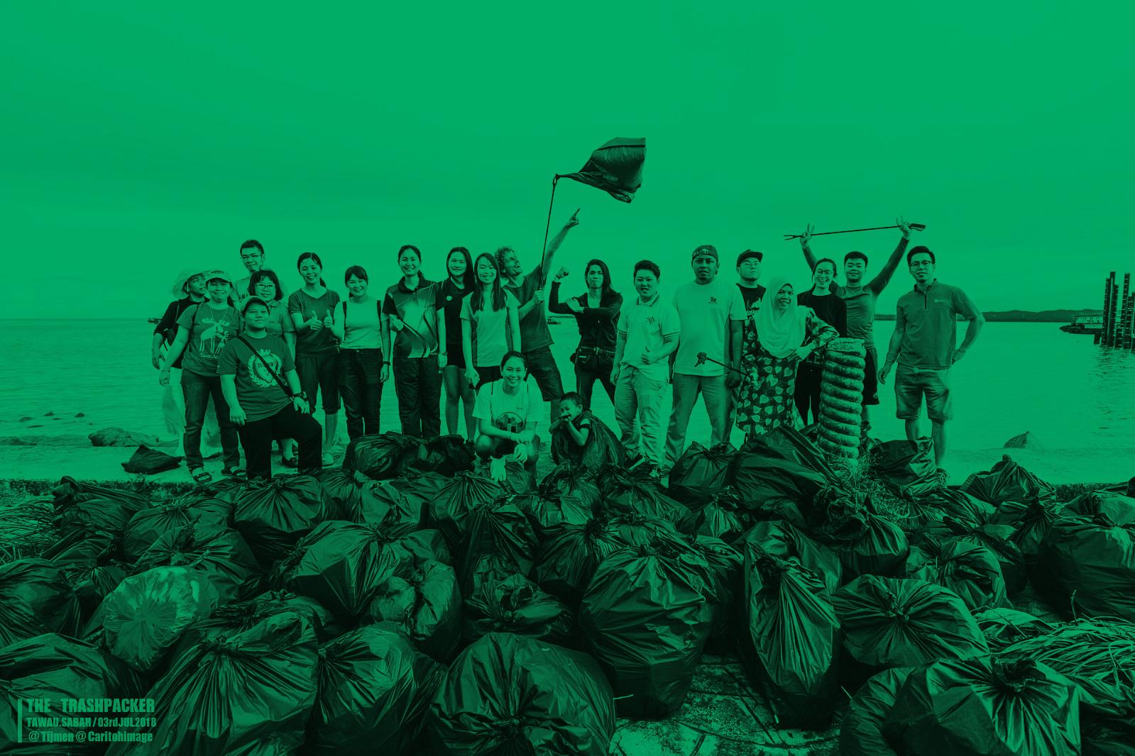Trashpackers Vietnam